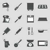Baking Utensils, Bakery, Kitchen