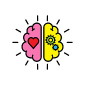 Balance Between Logic And Emotion