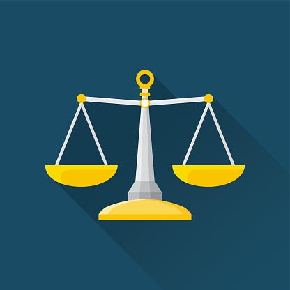 Balance Flat Icon