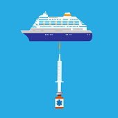 istock Balancing cruise line industry 1293921940