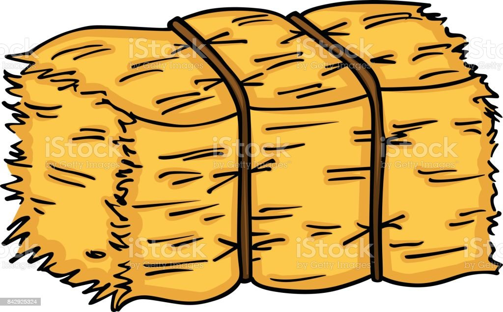 royalty free hay bales clip art vector images illustrations istock rh istockphoto com hat clip art outline hat clip art outline