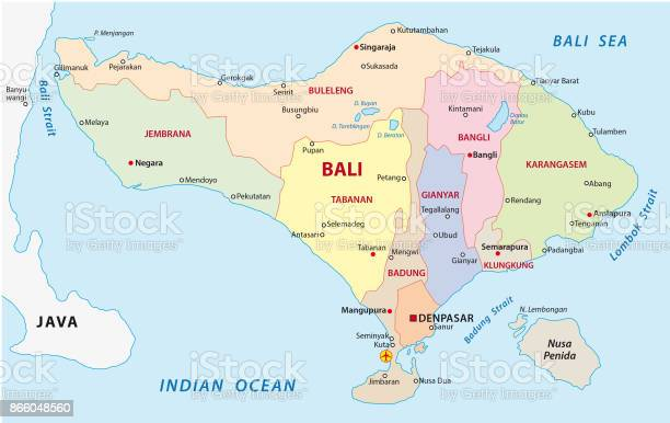 Bali Map Free Vector Art 12 546 Free Downloads