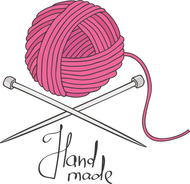 Royalty Free Yarn Clip Art, Vector Images & Illustrations ...