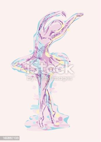 istock Ballerina 160882103