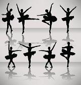 Ballet Dancers - female