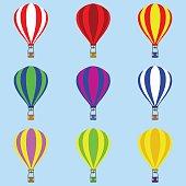 Balloon icon.