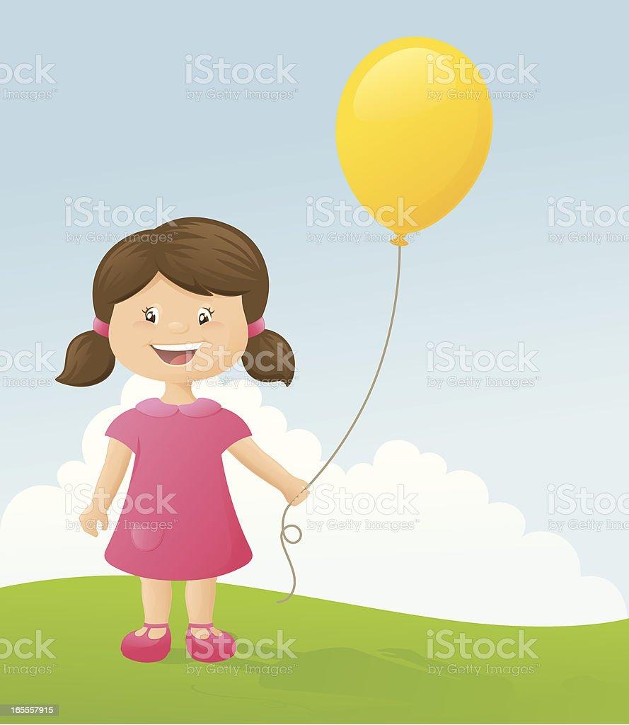 Balloon Joy - incl. jpeg royalty-free stock vector art