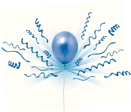 balloons blueray