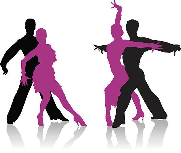 社交ダンス イラスト素材 Istock