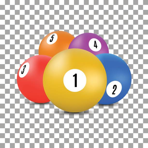 Royalty Free Pool Balls Clip Art, Vector Images & Illustrations - iStock