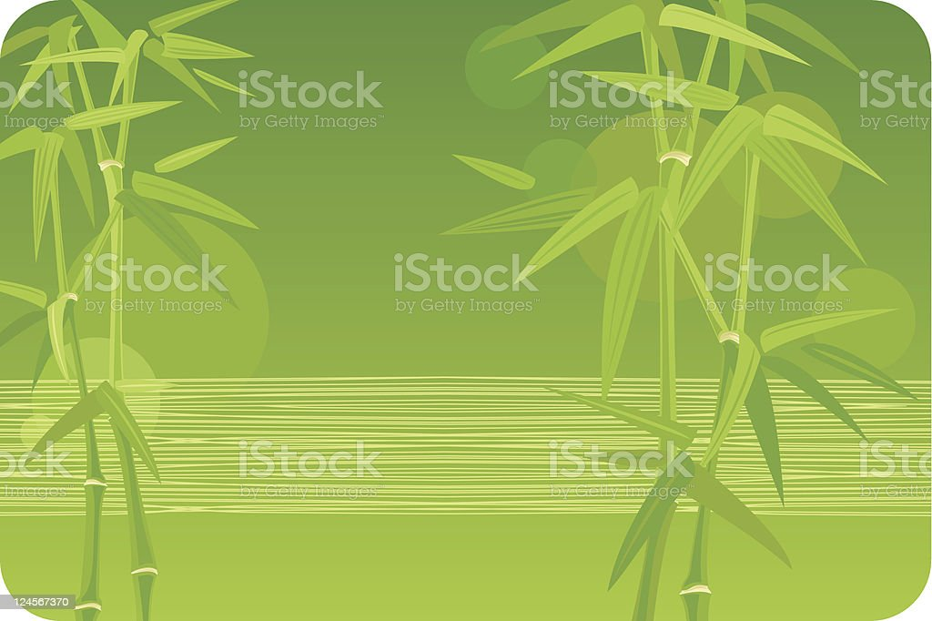 Bamboo Background royalty-free bamboo background stock vector art & more images of asia