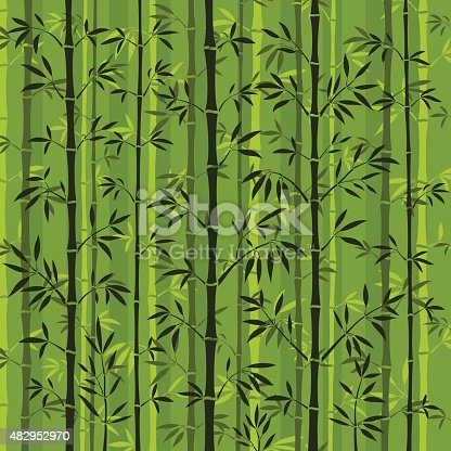 istock Bamboo Forest Background 482952970