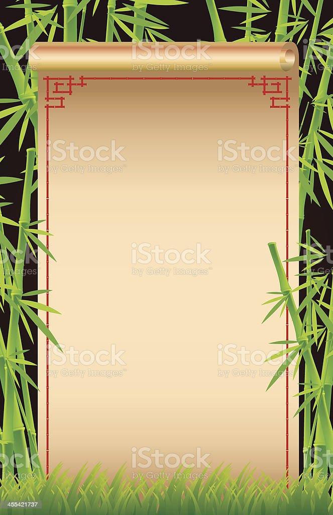 Bambusrahmen Stock Vektor Art und mehr Bilder von Ankündigung ...