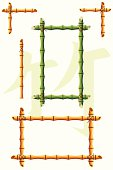 bamboo frames