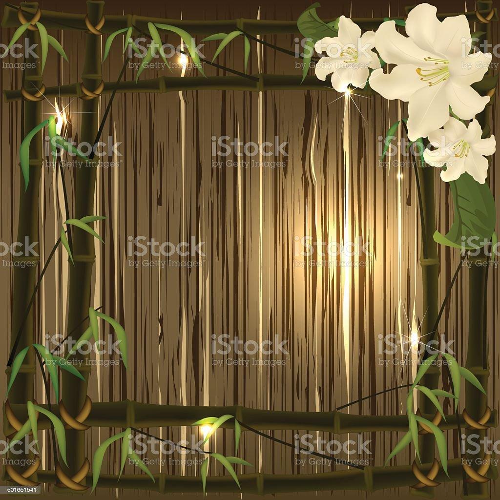 bamboo framework royalty-free bamboo framework stock vector art & more images of bamboo - material