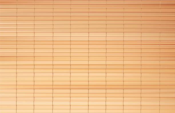 竹のマット - ランチョンマット点のイラスト素材/クリップアート素材/マンガ素材/アイコン素材