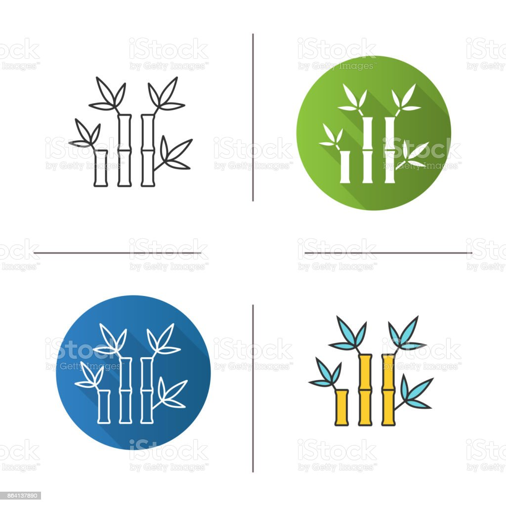 Bamboo sticks for massage icon royalty-free bamboo sticks for massage icon stock vector art & more images of bamboo - material