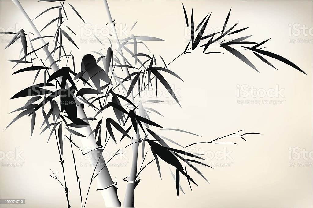 Bamboo royalty-free bamboo stock vector art & more images of asia
