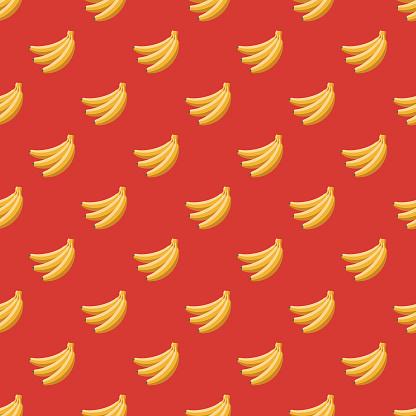 Banana Fondue Pattern