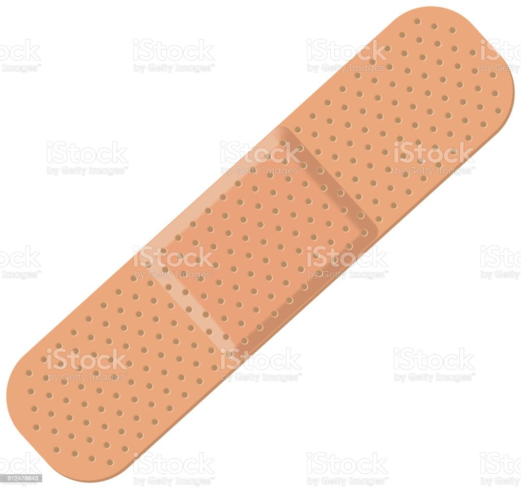 royalty free band aids clip art vector images illustrations istock rh istockphoto com doc mcstuffins band aid vector band aid logo vector