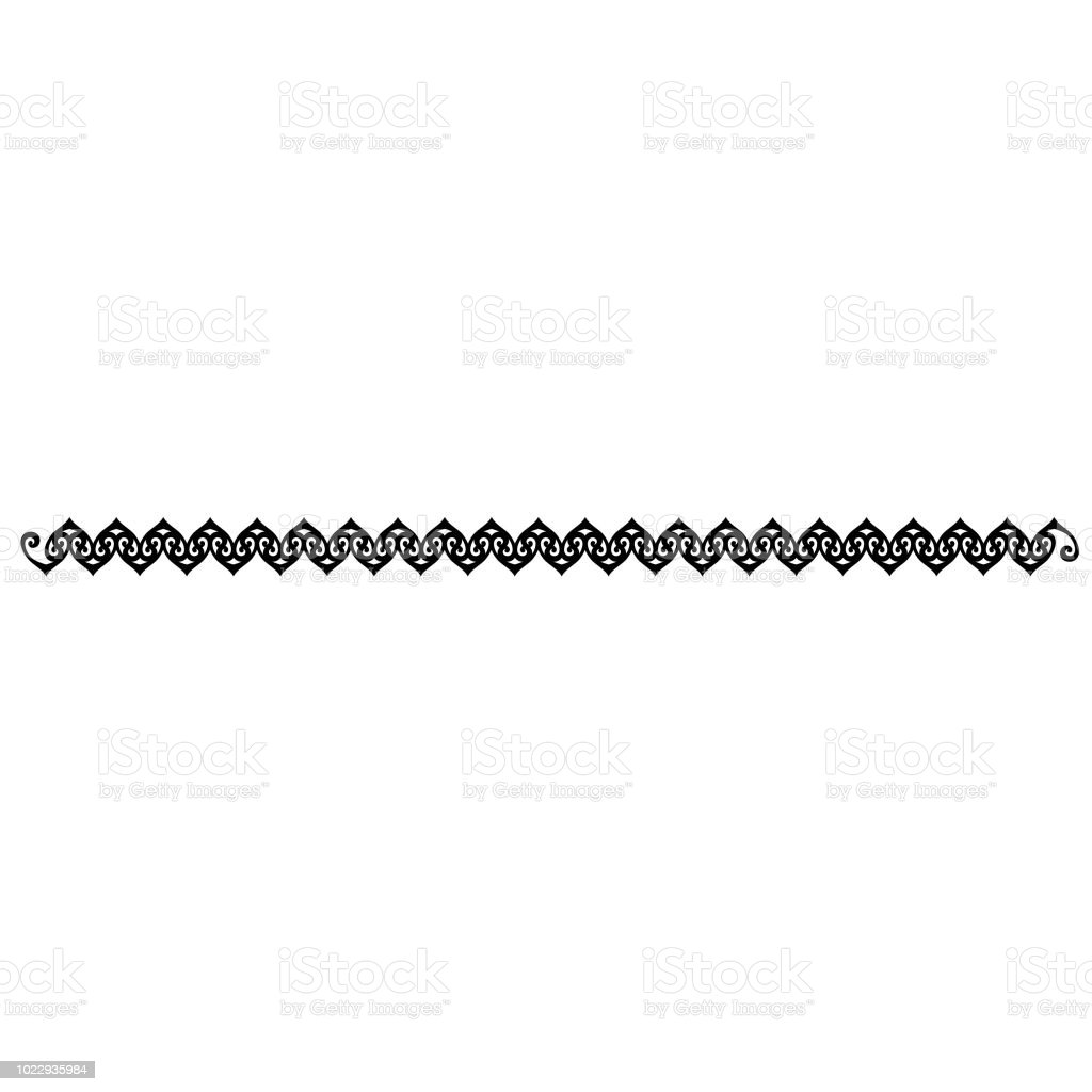 Band Tribal Tattoo Vector Designs Sketch Simple Abstract Black