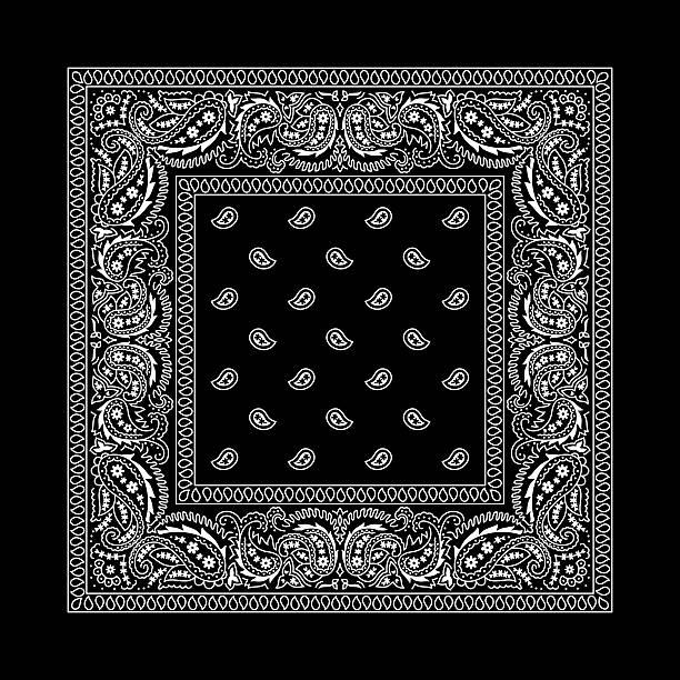 Royalty Free Bandana Clip Art, Vector Images ...