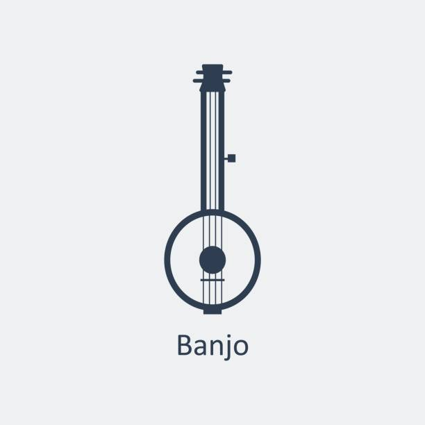Best Banjo Illustrations, Royalty-Free Vector Graphics -9227