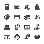 Bank Card Icons - Acme Series