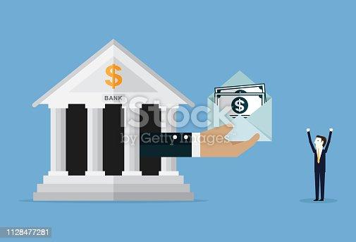 Bank, Door, Financial Building, Market - Retail Space, Currency