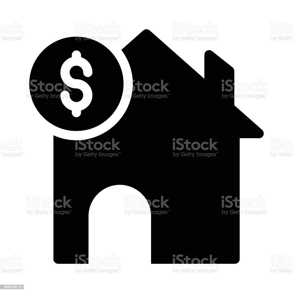 bank - clipart vectoriel de Abstrait libre de droits
