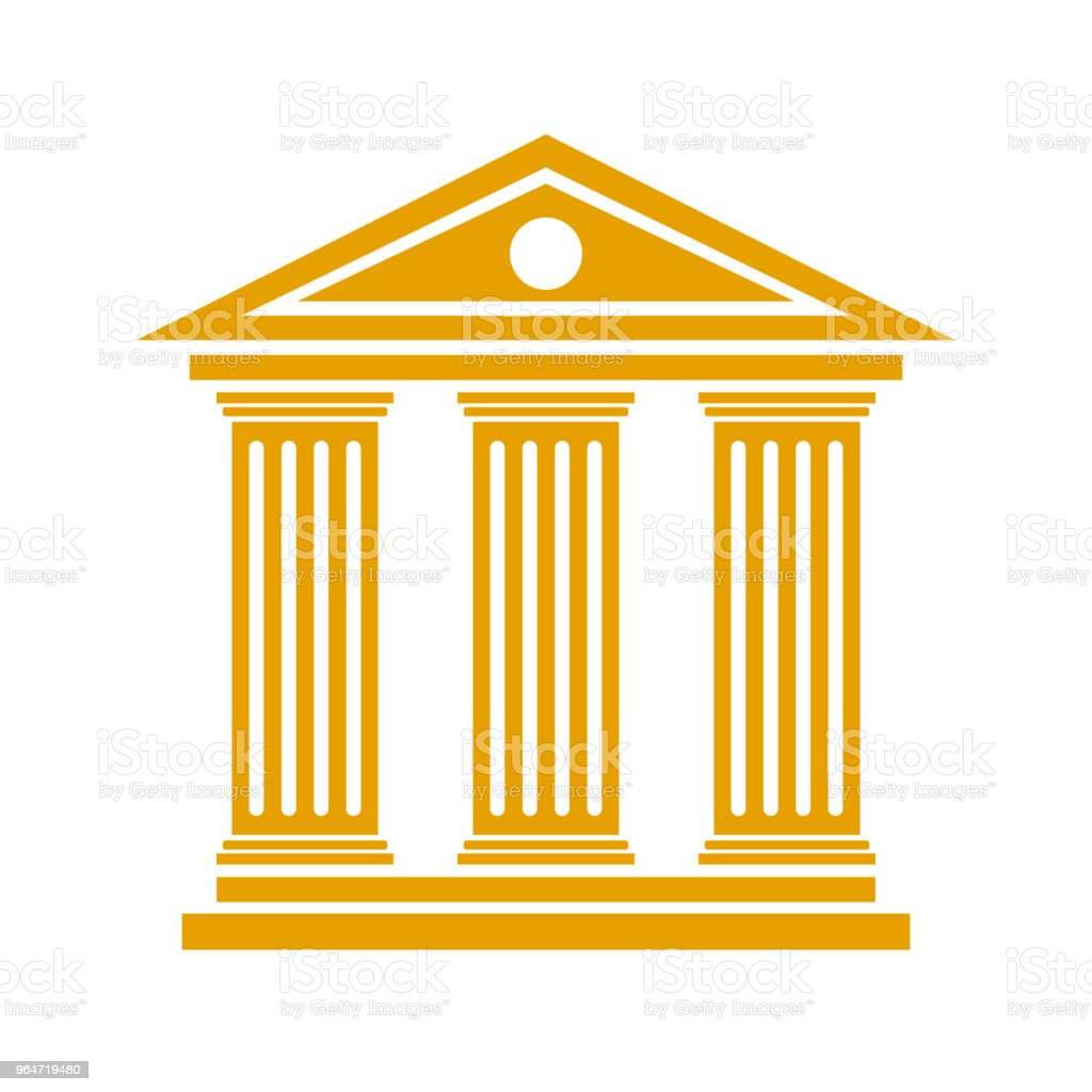 Banking conceptual logo, law enforcement system – stock vector royalty-free banking conceptual logo law enforcement system stock vector stock vector art & more images of architecture