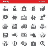 Banking Icons - Set 1