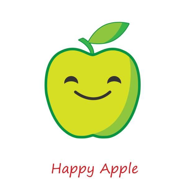 Royalty Free Apple Emoji Clip Art, Vector Images & Illustrations ...