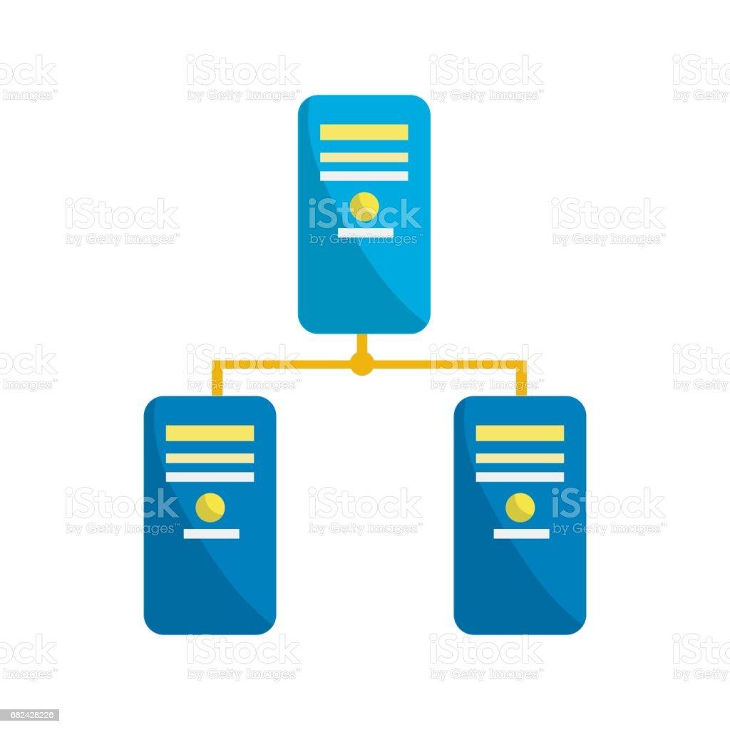 banner data center digital connection royalty-free banner data center digital connection stock vector art & more images of banner - sign