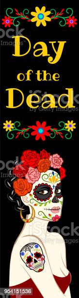 Banner for day of the dead vector id954151536?b=1&k=6&m=954151536&s=612x612&h= pujxfahf8yiey fzjls gudu9qvdveyvjrw0rvlqgu=