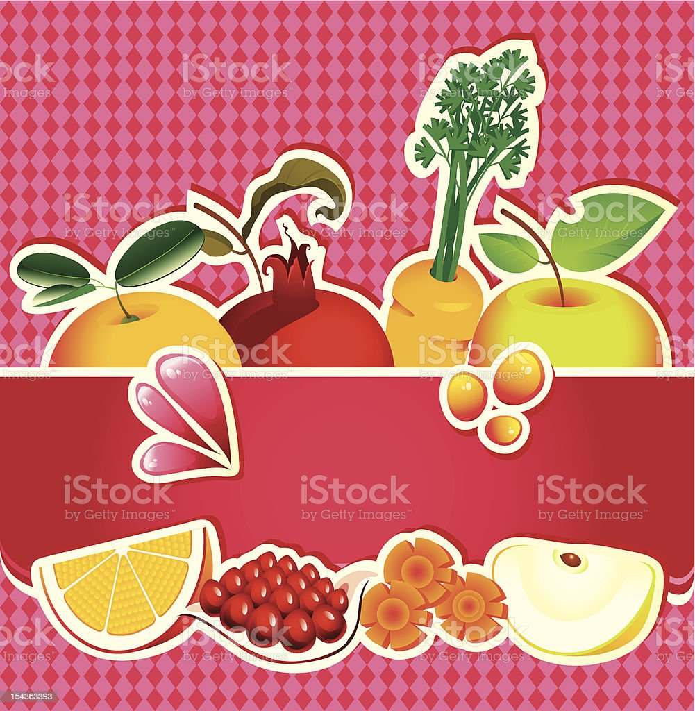 banner for fruit juice royalty-free banner for fruit juice stock vector art & more images of apple - fruit