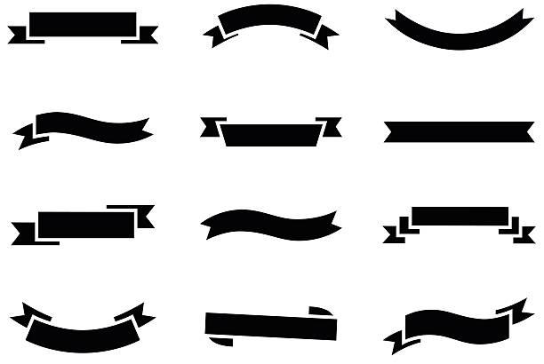 Banner und Symbole – Vektorgrafik