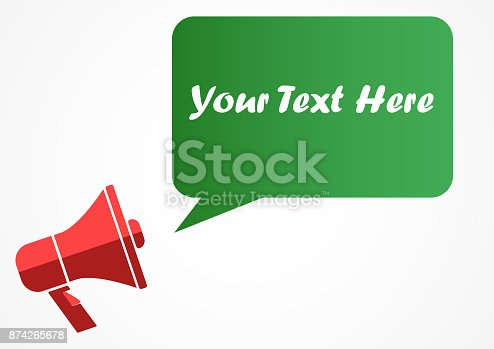 Attention banner shape