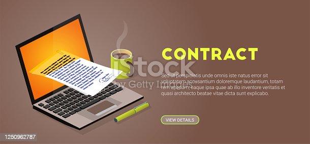 online contract 26.6° isometric