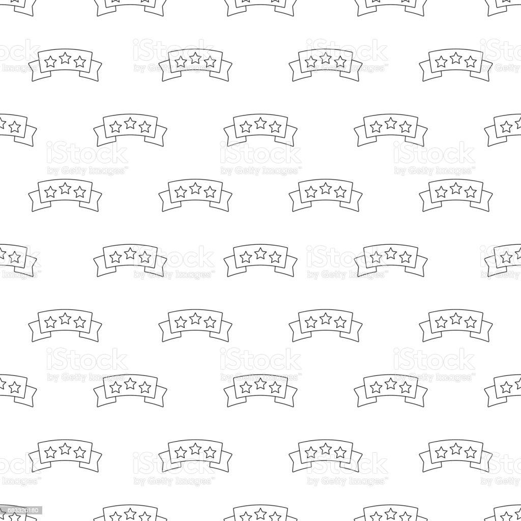 Banner pattern seamless banner pattern seamless - immagini vettoriali stock e altre immagini di adulazione royalty-free