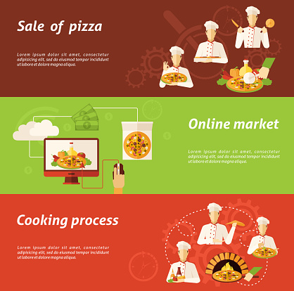 banner pizza maker