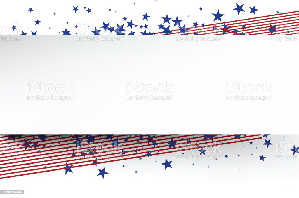 USA banner. royalty-free usa banner stock vector art & more images of american culture
