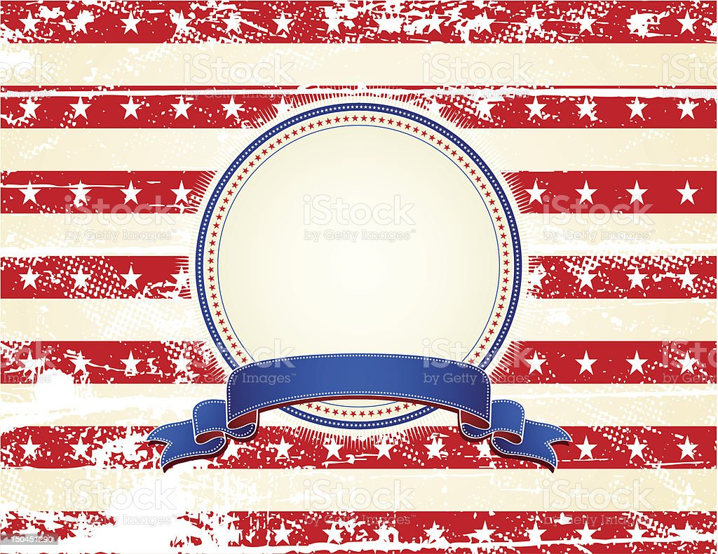 USA banner with empty space for banner royalty-free usa banner with empty space for banner stock vector art & more images of american culture