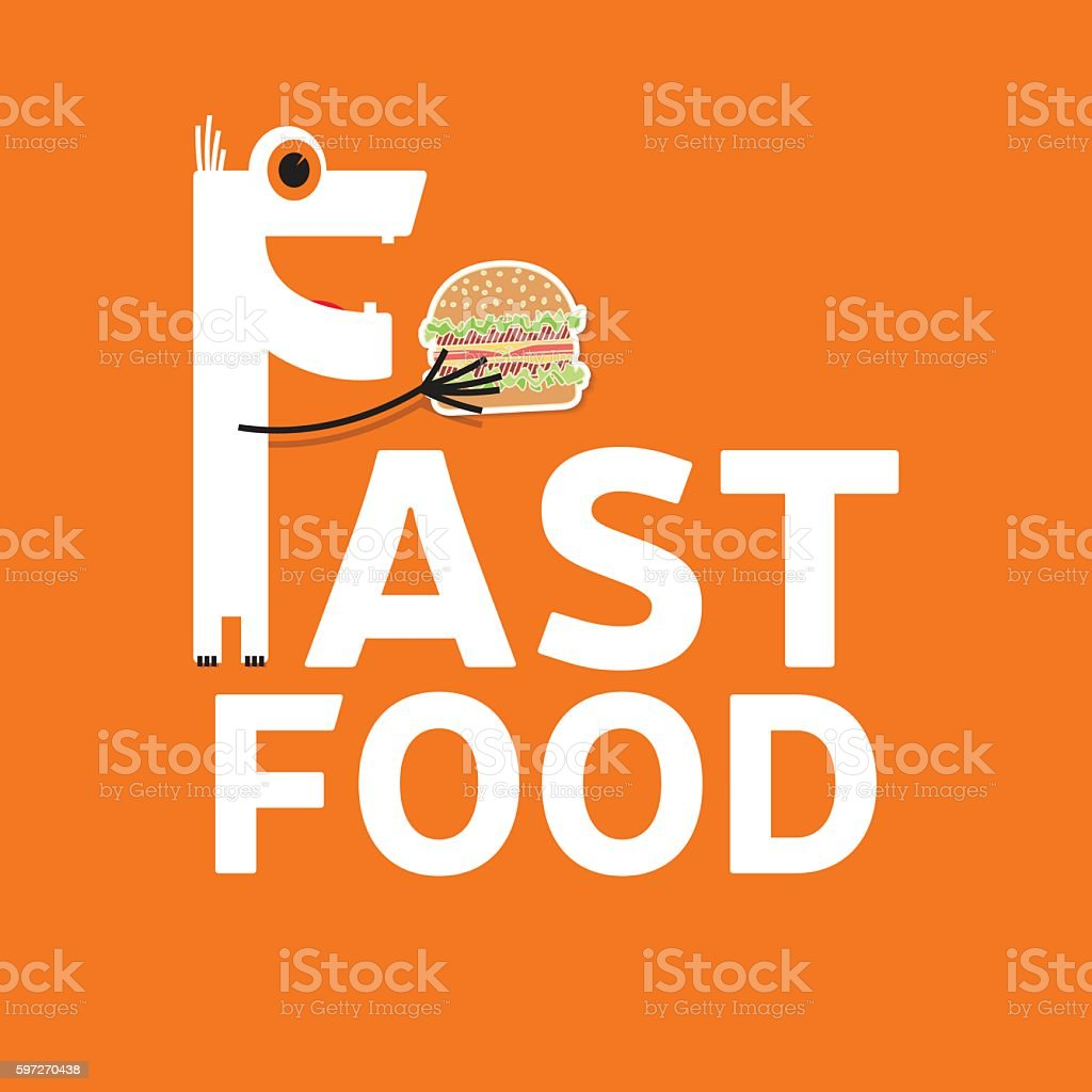 Banners of fast food design. royalty-free banners of fast food design stock vector art & more images of abstract