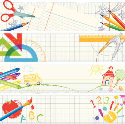 Banners – School Tools