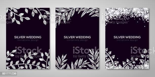 Banners set with silver floral patterns vector id851771236?b=1&k=6&m=851771236&s=612x612&h=op2 szslkrmfwovposclwwih1gzub2283pojwbgek9o=
