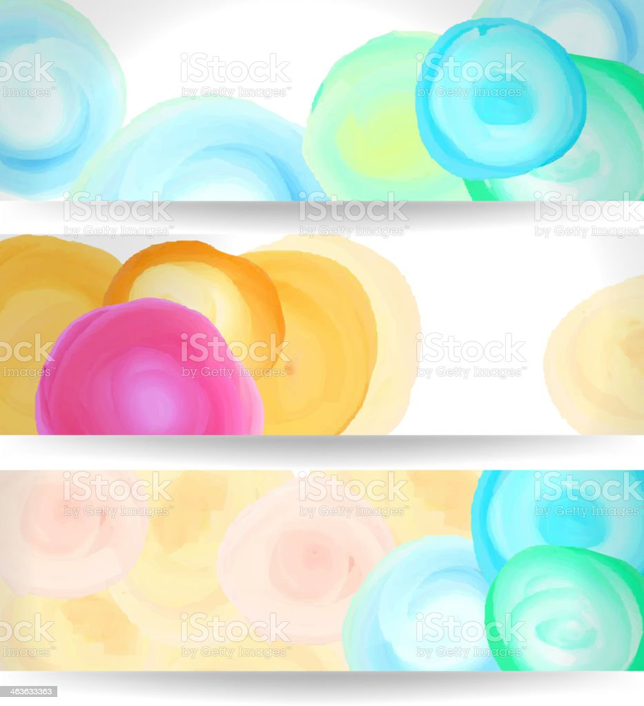 Banners royalty-free banners stock vector art & more images of abstract