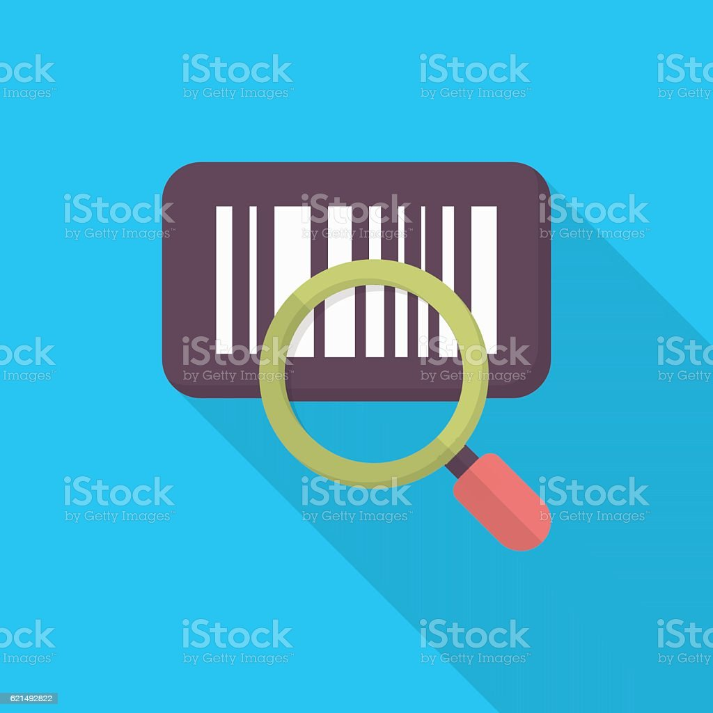 Bar code icon Lizenzfreies bar code icon stock vektor art und mehr bilder von code