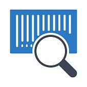 bar code search