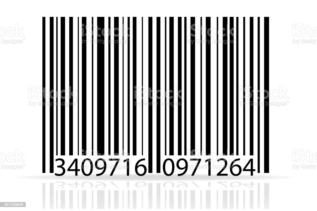 bar code stock vector illustration vector art illustration